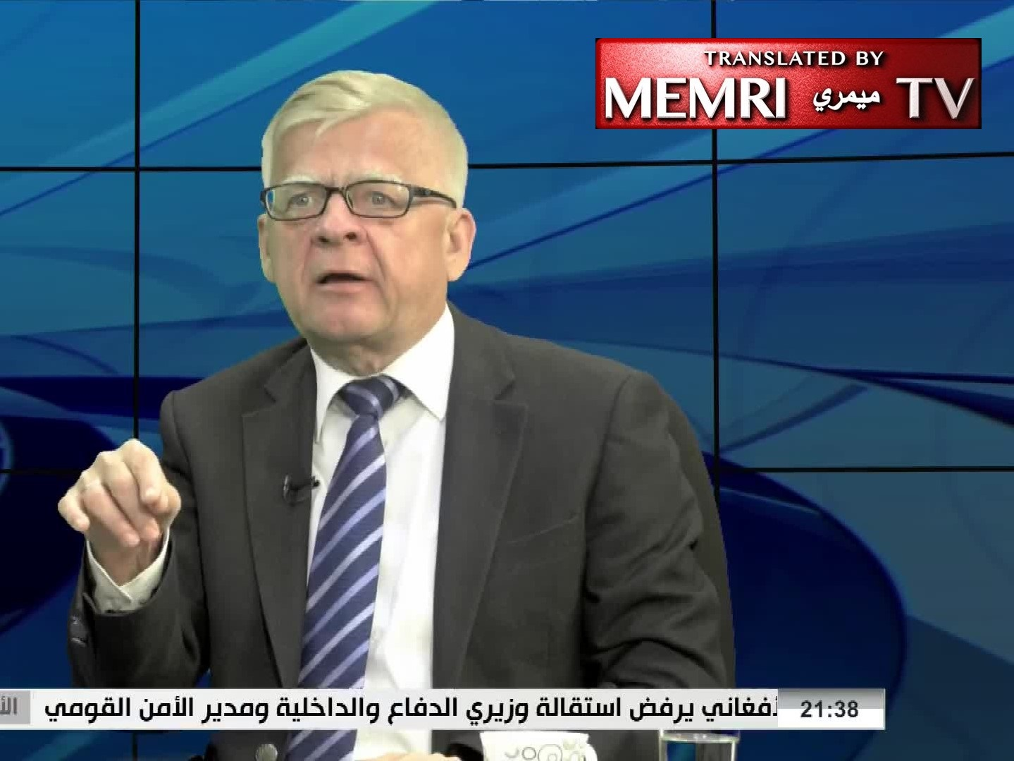 Russian Ambassador to Lebanon Alexander Zasypkin: The West Wants to Resort to the Issue of Chemical Weapons Again